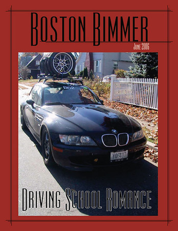 Boston Chapter newsletter, June 2006