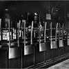 Flann O'Brien's Pub. Tremont Street, Mission Hill. March 17, 2020.
