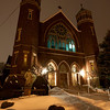 Saint Luke's Church, 16-34 Clintonville Street, Whitestone, Queens.<br /> New York, January 17th, 2011