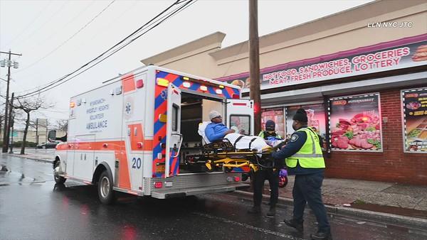 12.25.2O LI MALE SHOT IN THE LEG 1539 STRAIGHT PATH WYANDANCH JTC