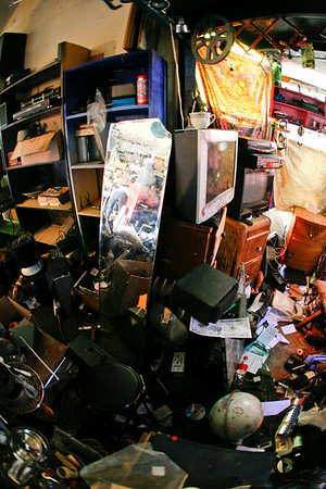 Forced eviction in san francisco's Mission District