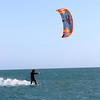 Dakhla is rated the second best spot in the world for kite-surfing