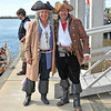 Darien Fall Festival - Pirates! 11-06-10 - Photograph by Gilbert B. Miller