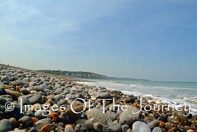 Dieppe's Chert (flint) Stone Beach