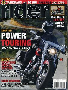 rider mag