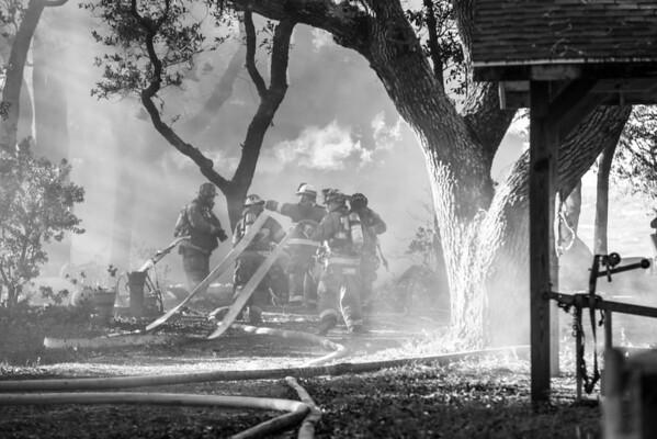 East Bay Fire 2-16-2013