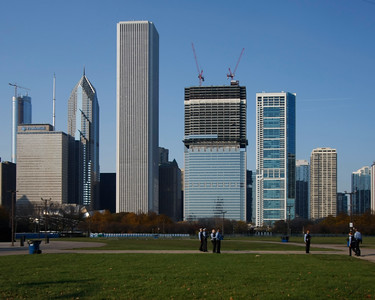 Grant Park - Mid-Afternoon