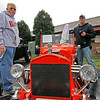 Elite Turfgrass Management car show :