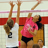 Elyria vs Stow volleyball :