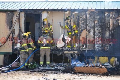 Structure Fire-Ellicott Colorado-EFPD