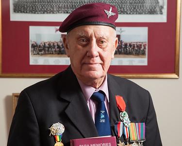 Eric Barley (Deceased) Légion d'Honneur