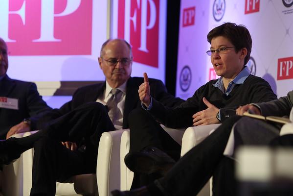 The Disruptors: Emerging Threats and Effective Responses