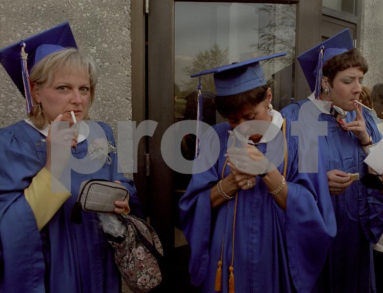 """Graduation Sneakers"""