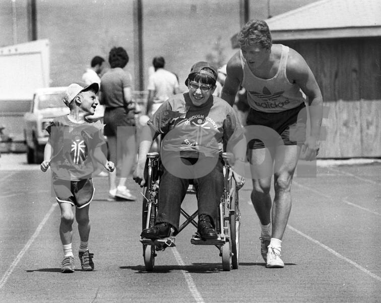 """Special Olympics"""