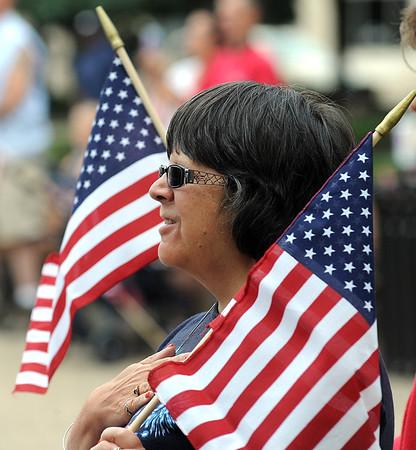 2016 Flag Day ceremony