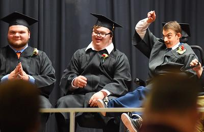 2017 Murray Ridge graduation