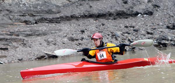 48th annual Keel-Haulers kayak race