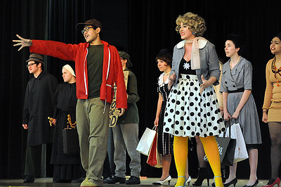 Amherst students 'Dazzle' with regional theater awards