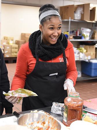 Elyria High School Culinary Throwdown