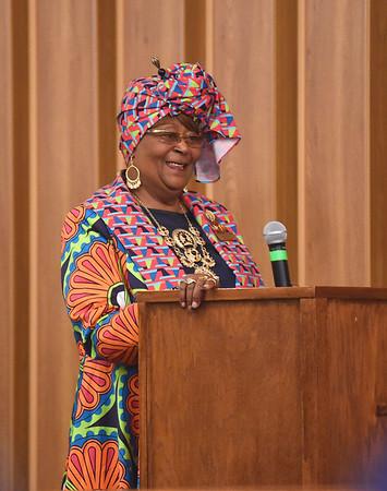 Elyria NAACP Black History Month program