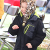 KRISTIN BAUER / CHRONICLE <br /> Jairus Thomas, 4, of Avon, dances during a program put on by the Music Therapy Enrichment Center, Inc., located in Westlake, while at the inaugural event held at Every Child's Playground, in Avon, on Saturday morning, April 14.
