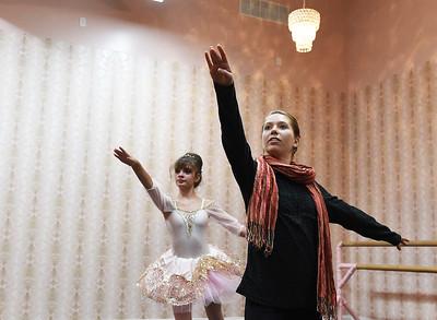 Lakeshore Ballet open house
