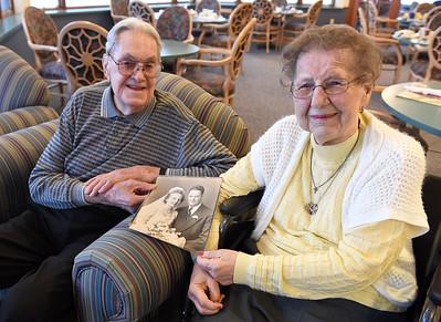 Lorain couple celebrates 69th anniverssary