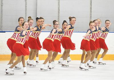 Skating Club hones competitive edge