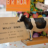 """The Spirit of '76 museum in Wellington has a birthday display for Molly Bawn, """"Queen of the Cheese Empire.""""  Molly Bawn's 138th birthday is Saturday.  STEVE MANHEIM / CHRONICLE"""