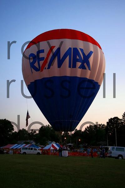 Ashland Balloon Glow