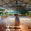 El Club Infantas, lugar de reunión y esparcimiento de los obreros de la USO, que además reúne las condiciones antes mencionadas, prestó uno de sus salones más emblemáticos, el Casabe, para el acto formal y festejo posterior.