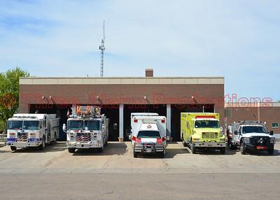 Lamar Colorado-Fire Station Tour