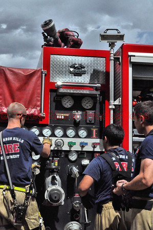 A day at the Station w/ CHFD