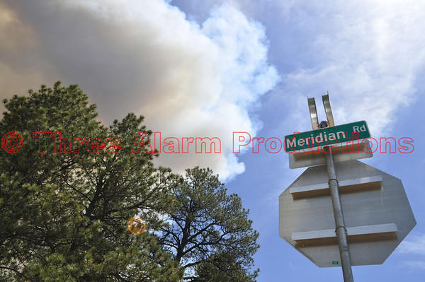 Black Forest Fire Day 2