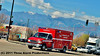 Colorado Springs Fire Department's Medic Unit-Squad 107