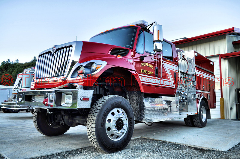 Hopland Fire Protection District-California