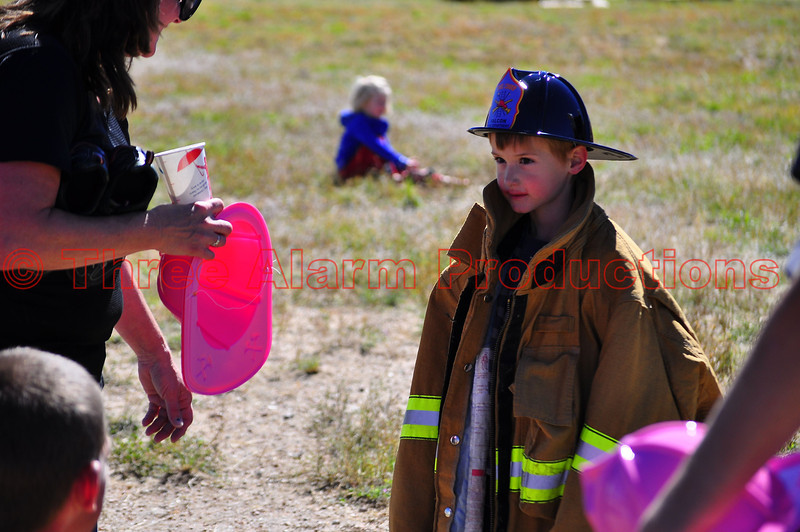 Future firefighter from Colorado