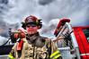 Peyton Fire Lieutenant Hale.
