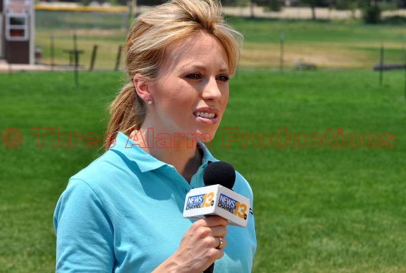 """Seen here is Heather Skold from ABC, News Channel 13, Colorado Springs, Colorado doing a LIVE INTERVIEW at Coronado High School on the Waldo Canyon Fire, on June 24, 2012. You can like her on Facebook at <a href=""""https://www.facebook.com/HeatherSkoldNC13"""">https://www.facebook.com/HeatherSkoldNC13</a><br /> <br /> DENVER The U.S. Department of Homeland Security's Federal Emergency Management Agency (FEMA) has authorized the use of federal funds to help with firefighting costs for the Waldo Fire in El Paso County and the Weber Fire in Montezuma County.<br /> """"Fighting wildfires can be very costly,"""" said FEMA Region 8 Administrator Robin Finegan. """"FEMA doesn't actually fight the fires, but we can help firefighters and other first responders with the financial resources they need to do their job.""""<br /> At the time of the state's request for the Waldo Fire, the fire was threatening 250 homes in and around Manitou Springs, Cedar Creek, Carroll Canyon, Green Mountain Falls and Cascade, with a population of more 8,000. The fire was also threatening watershed, flood control structures, the United States Air Force Academy, utilities and communications equipment in the area.<br /> At the time of the request for the Weber Fire, the fire was threatening 105 homes in and around Elk Stream Ranch, Cherry Creek and Mancos. The fire is also threatening buildings, communication towers, utilities, equipment and an area watershed.<br /> The authorization makes FEMA funding available to pay 75 percent of the state's eligible firefighting costs for managing, mitigating and controlling the fire. These grants do not provide assistance to individual home or business owners and do not cover other infrastructure damage caused by the fire.<br /> On June 6, FEMA approved an FMAG for the High Park Fire in Larimer County.<br /> Fire Management Assistance Grants are provided through the President's Disaster Relief Fund and made available by FEMA to assist in fighting fires that threaten to cause a"""