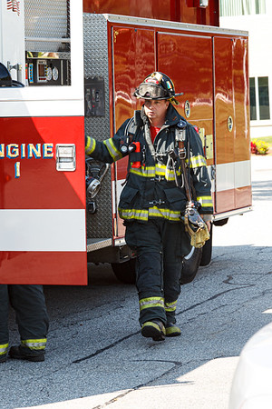 Fire at 10 Maguire Road - Lexington (September 14, 2012)