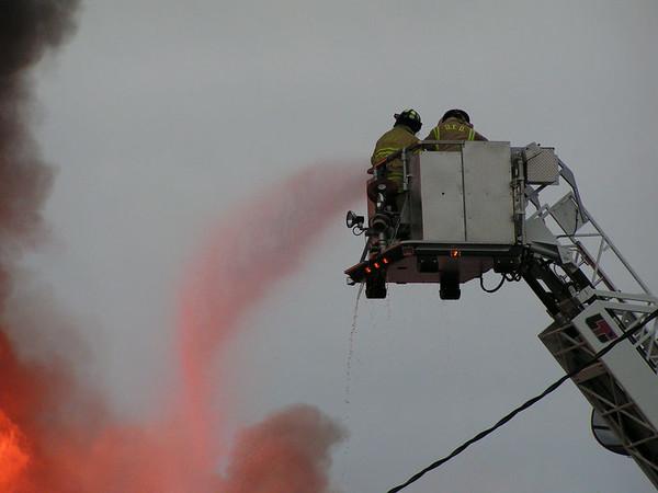 Main Street Fire - November 2004