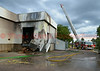 Fire extinguished and under control, in a commercial structure in Cimarron HIlls, Colorado after a 4-alarm response.  August 7, 2014