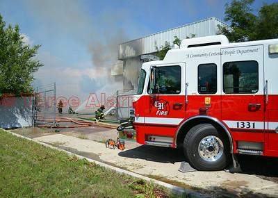 4-Alarm Commercial Building Fire-Cimarron Hills FD