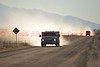 El Paso County Sheriff's Office Wildland Team, arriving on a wildland interface fire in Ellicott, Colorado. March 28, 2015