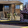 Cimarron Hills Fire Department on scene of a structure fire Hathaway Drive