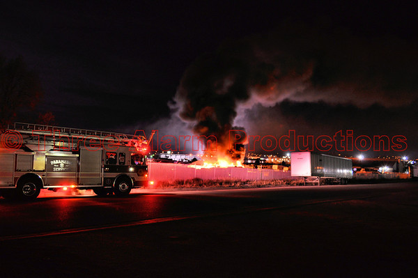 Storage Lot Fire-CHFD-Paonia ST