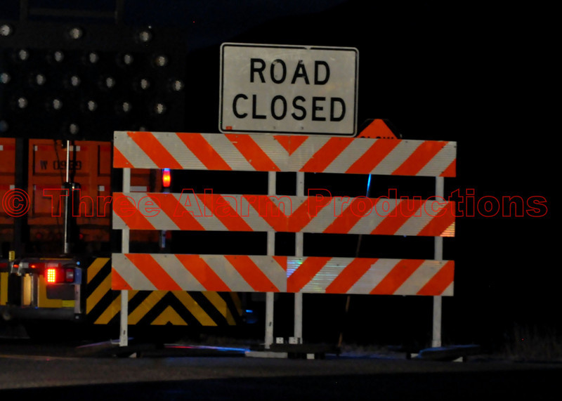 Colorado Highway 67 closed due to Wetmore Fire Incident.
