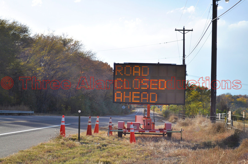 Colorado Highway 96 closed due to fire conditions of the Wetmore Fire in Pueblo County.
