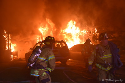 Bay Shore Working Fire 06-18-2017