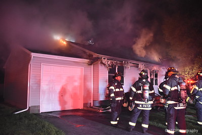 Brentwood Working Fire 05-06-2017